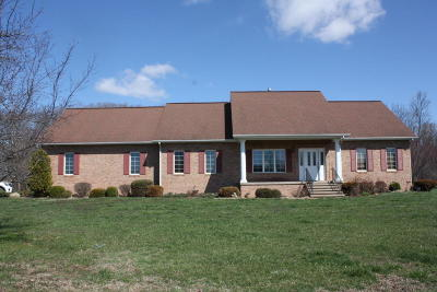 Benton Single Family Home For Sale: 12196 Il-37