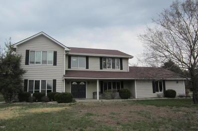 Carbondale Single Family Home Active Contingent: 61 Blackhawk