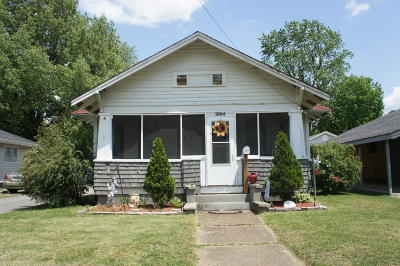 Massac County Single Family Home For Sale: 1804 Market Street