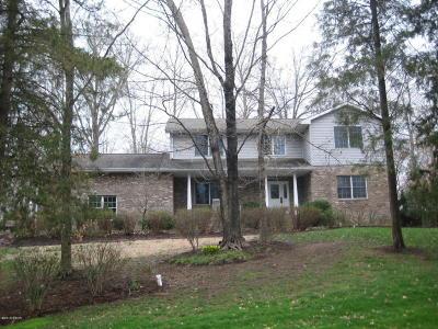 Carbondale Single Family Home For Sale: 1127 Cedar Ridge Drive