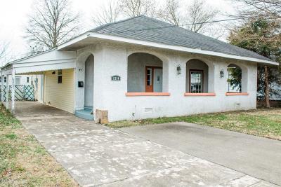 Herrin Single Family Home Active Contingent: 1314 W Monroe