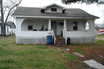 Benton Single Family Home For Sale: 1205 E Webster