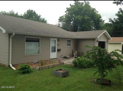 Carbondale Single Family Home For Sale: 500 N Davis Street