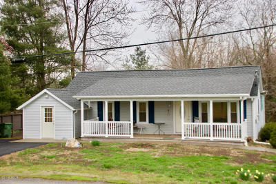 Murphysboro Single Family Home For Sale: 118 Stave Mill Road