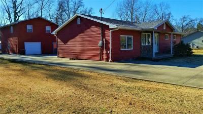 West Frankfort Single Family Home For Sale: 10407 Mabry