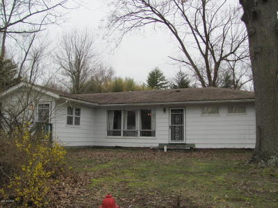 Carbondale Single Family Home For Sale: 621 W Owens Street