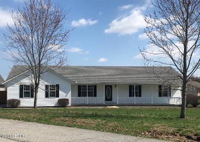 Carterville Single Family Home Active Contingent: 1504 Marion