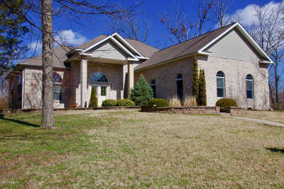 Carbondale Single Family Home Active Contingent: 1170 Grand Oak