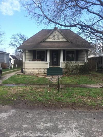 Herrin Single Family Home For Sale: 209 S 19th Street