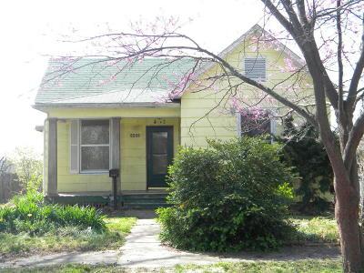 Murphysboro Single Family Home For Sale: 1907 Kennedy