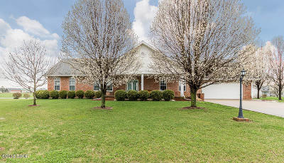 Herrin Single Family Home Active Contingent: 3220 Appaloosa Court