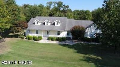 Williamson County Single Family Home Active Contingent: 11894 Foxcroft Drive