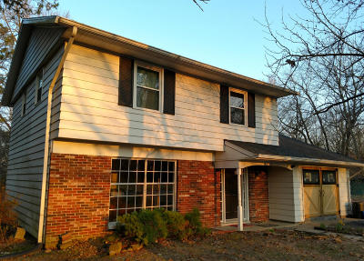 Carbondale Single Family Home For Sale: 333 S Hunt