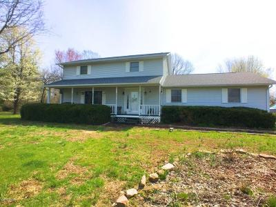 Carbondale Single Family Home For Sale: 112 Apple Lane