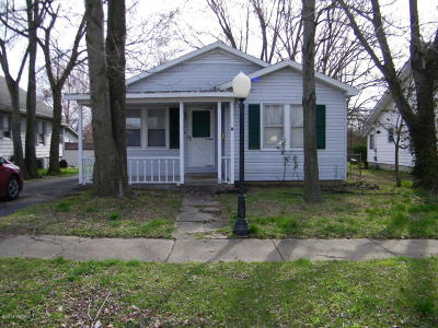 Herrin Single Family Home For Sale: 204 S 8th St.