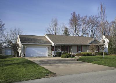 Marion Single Family Home For Sale: 802 Morningside Drive