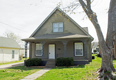 Massac County Single Family Home For Sale: 1004 Metropolis Street