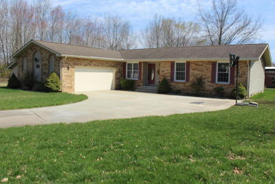 Marion Single Family Home For Sale: 315 E Gateway