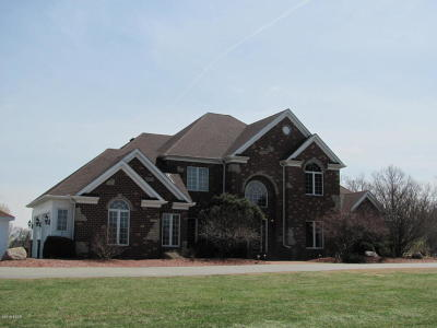 Jackson County, Williamson County Single Family Home For Sale: 1342 Stone Creek Drive
