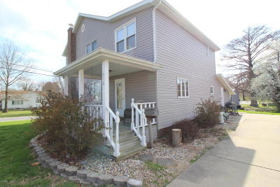 Carterville Single Family Home For Sale: 313 Missouri