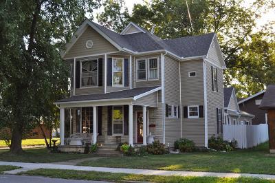 Murphysboro Single Family Home For Sale: 303 N 9th