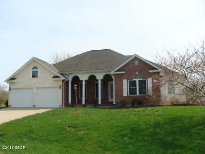 Herrin Single Family Home For Sale: 21 Deer Run