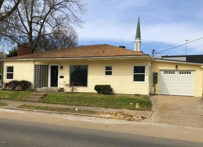 Massac County Single Family Home For Sale: 301 E 5th Street