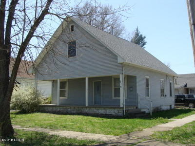 Herrin Single Family Home For Sale: 421 N 13th Street