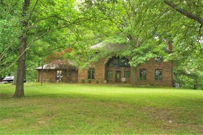 Jackson County, Williamson County Single Family Home For Sale: 1555 S Wall