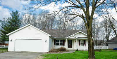 Herrin Single Family Home Active Contingent: 3017 Hickory Ridge