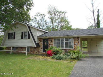 Harrisburg IL Single Family Home For Sale: $105,000