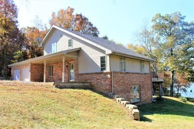 Single Family Home For Sale: 1155 Cox Lane