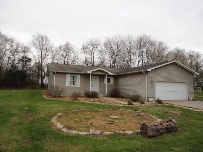 Goreville Single Family Home For Sale: 709 Mulberry