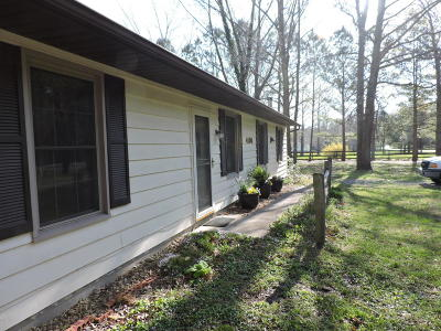 Carterville Single Family Home For Sale: 4100 Baptist Camp Road