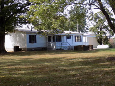 Johnson County Single Family Home For Sale: 2850 Gilead Church Road