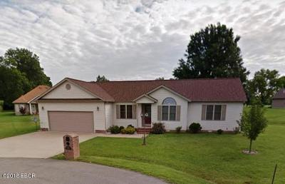 Herrin IL Single Family Home For Sale: $179,900