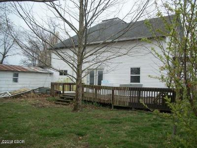 Eldorado IL Single Family Home For Sale: $35,000