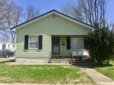 Single Family Home For Sale: 620 S Main Street