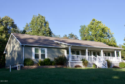 Anna Single Family Home For Sale: 2695 Friendship School Road