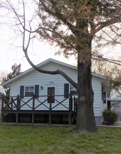 Marion IL Single Family Home For Sale: $79,900