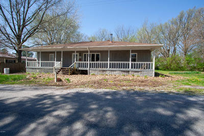 Single Family Home For Sale: 1705 Jefferson St Street