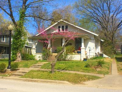 Carbondale Single Family Home For Sale: 203 S Maple Street