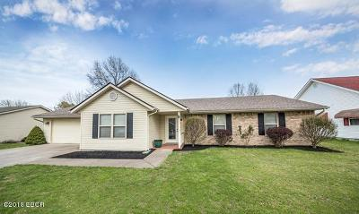 Herrin Single Family Home For Sale: 3032 Willow Branch Lane