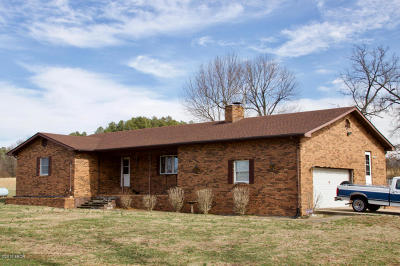 Marion Single Family Home For Sale: 13626 Old Frankfort Road