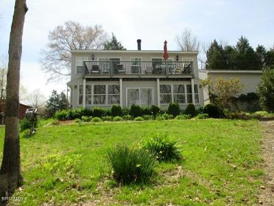 Johnson County Single Family Home For Sale: 40 Waterfront Road