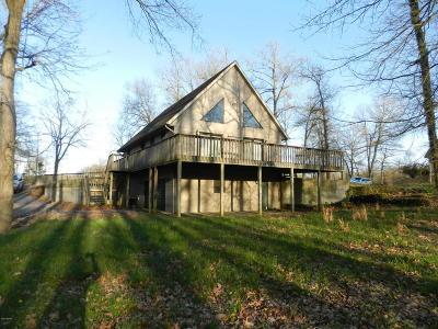 Marion Single Family Home For Sale: 4427 McInturf Lane