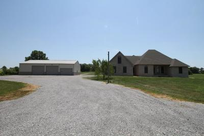 Creal Springs Single Family Home For Sale: 15295 Canaville Road