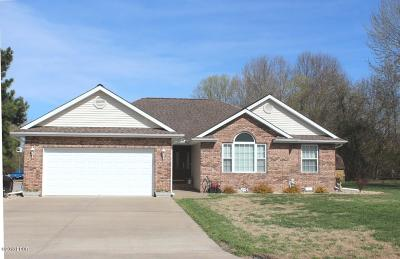Williamson County Single Family Home For Sale: 1308 N 4th Street