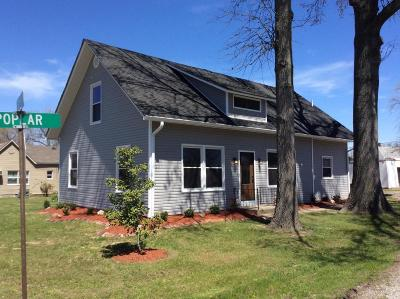 Herrin Single Family Home For Sale: 520 S 19th Street
