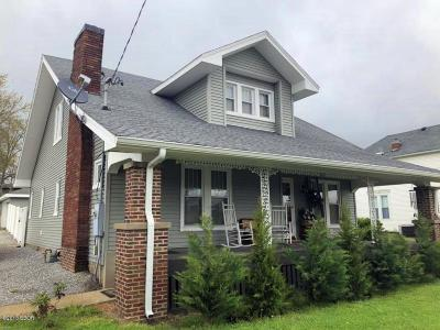 Johnson County Single Family Home Active Contingent: 304 W Vine Street